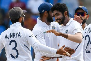 India defeats West Indies by 318 runs in Antigua