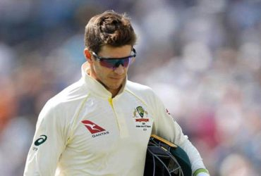 Infamous story between Aussies Captain and DRS