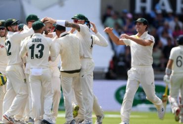 The Stats from the 2019 Ashes Opener