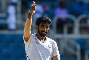 Jasprit Bumrah welcomed into the hat-trick club