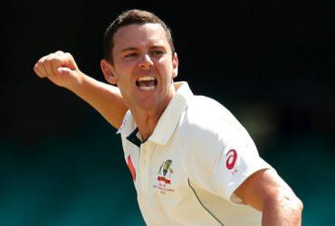 The unsung hero of Australia Josh Hazlewood