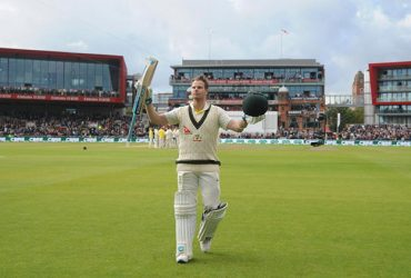 Steve Smith smashes his 3rd Test Double Century