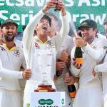 Aussies Retain the Ashes England win at Oval