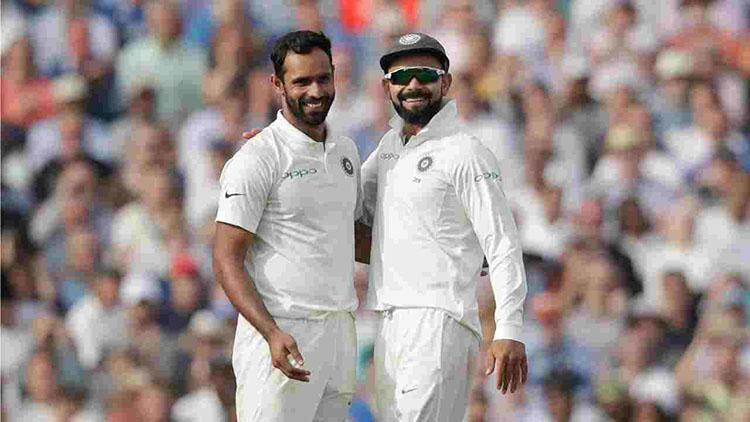 Vihari reveals Kohli's behaviour after series Win