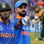 Batsmen who can be top scorers in IND Vs RSA series
