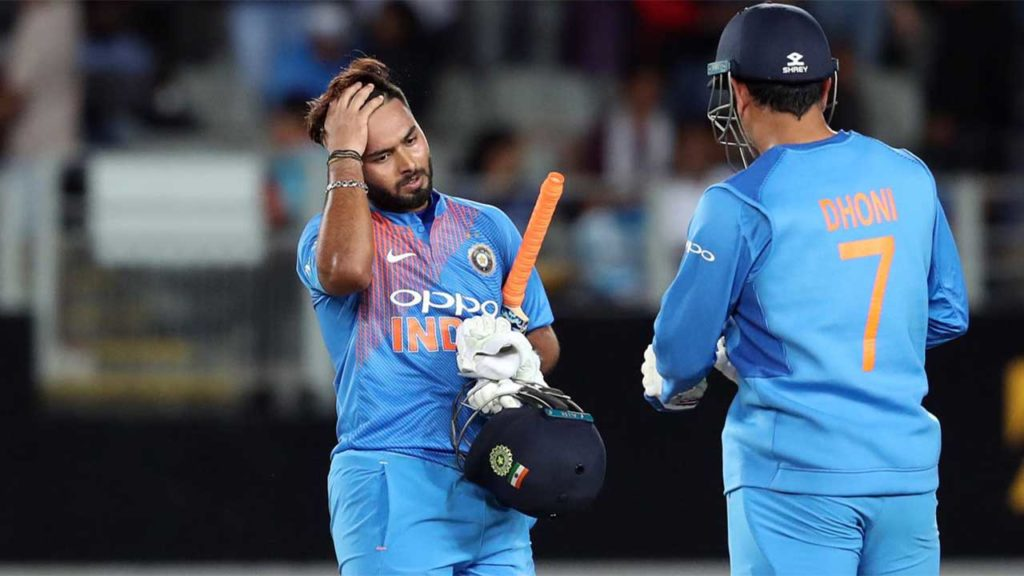 Stop Comparing Rishabh Pant with Others