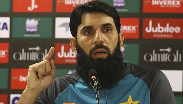 Misbah-ul-Haq: Pakistan should quit leaning on Babar Azam