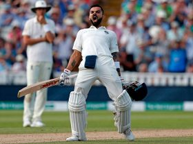 Kohli moves up in Test rankings, Mayank & Ashwin follow