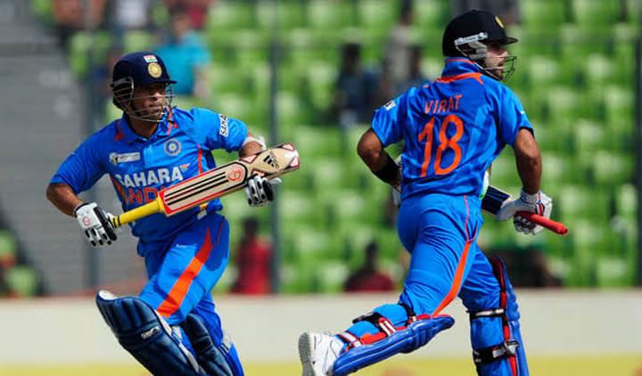 3 Sachin Tendulkar Records Kohli might break in 2020