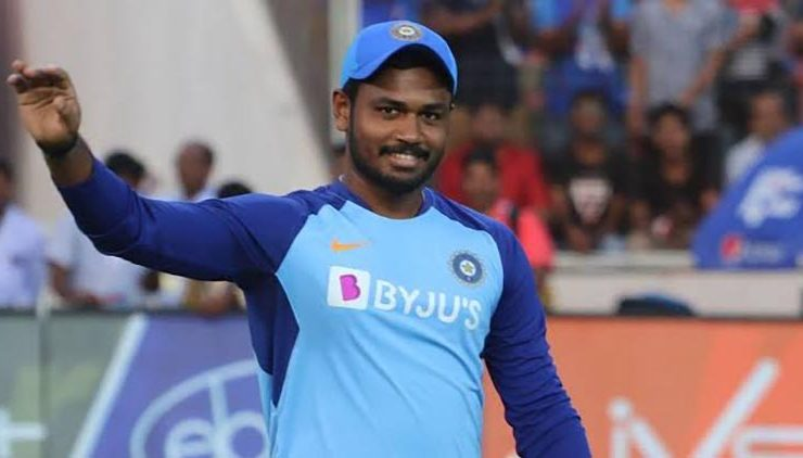S Samson replaces Shikhar Dhawan for T20 Series against NZ