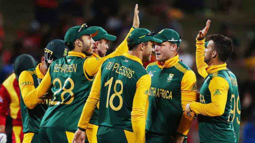 South Africa T20 Team