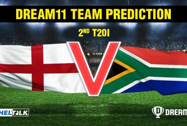 England vs South Africa 2nd T20I Dream11 Team prediction   Match prediction
