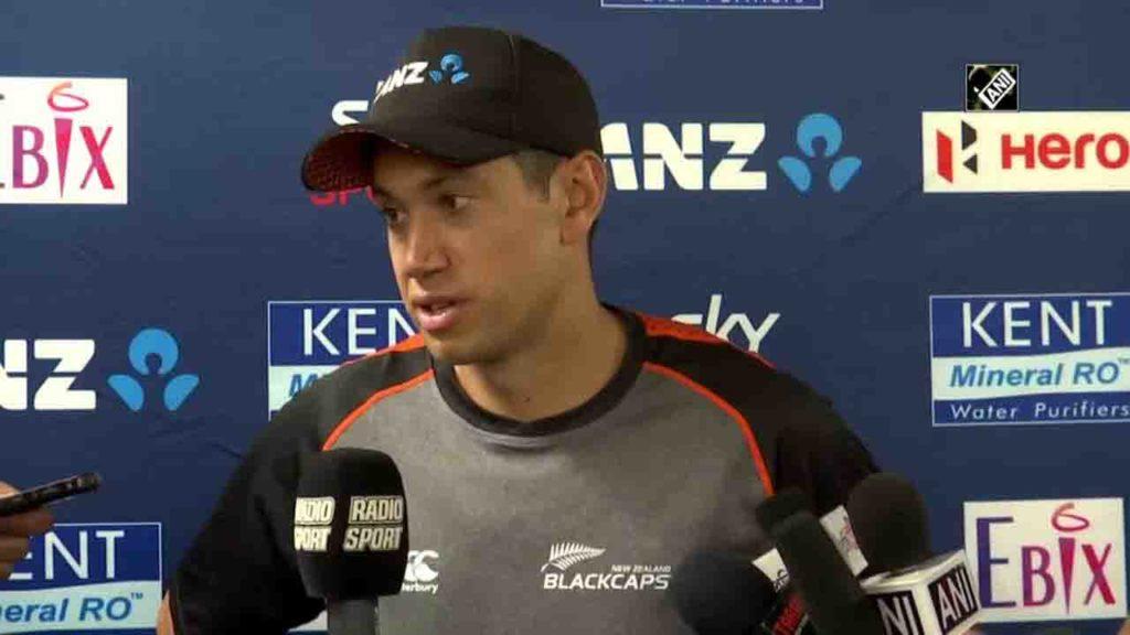 Ross of New Zealand's loss