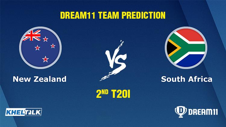 NZW vs SAW 2nd T20I Dream11 Team prediction