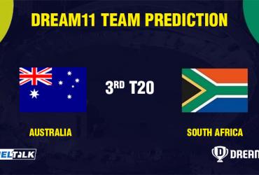 SA vs AUS 3rd T20 Dream11 team prediction today   Dream11 tips