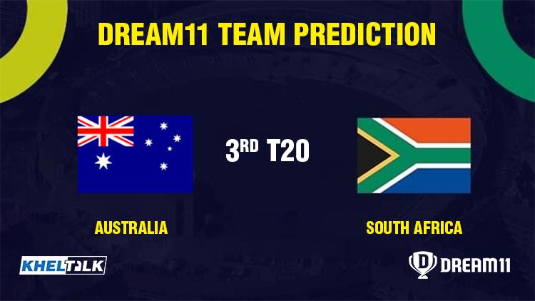 SA vs AUS 3rd T20 Dream11 team prediction today | Dream11 tips