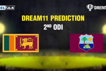 Sri Lanka vs West Indies 2nd ODI today match prediction   Dream11 team