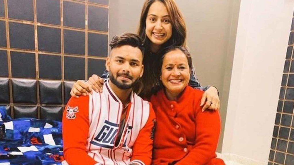 Pant's Family