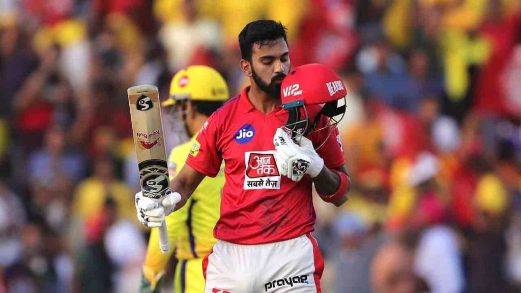 KL Rahul (Kings XI Punjab) was the highest Indian scorer with 593 runs at an average of 53.9 runs per match in 2019.