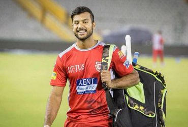 Mayank Agarwal Age, Wife, Height, Net Worth, Wiki, IPL, Stats & more