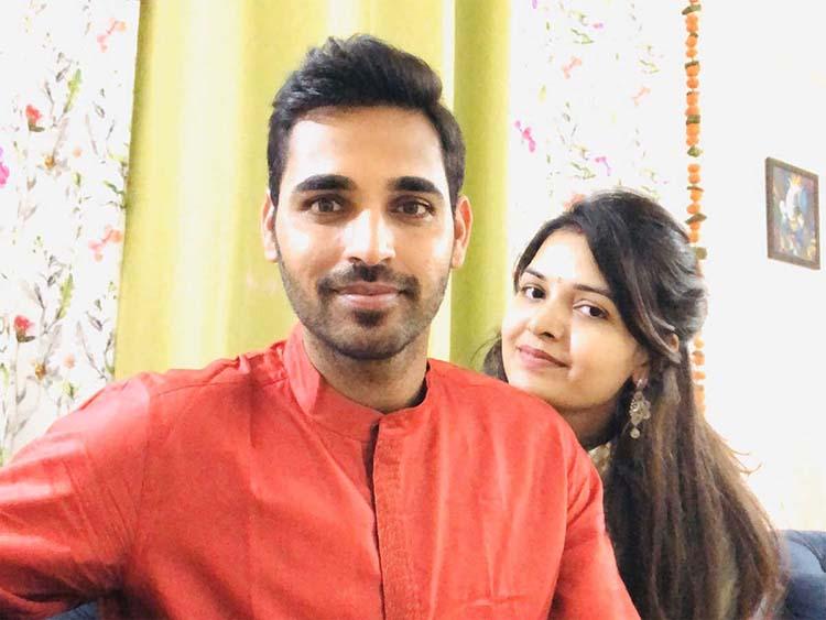 Bhuvneshwar Kumar Wife