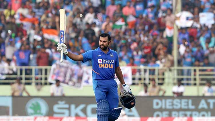 Happy Birthday to Cricket's Top Hitman: Rohit Sharma