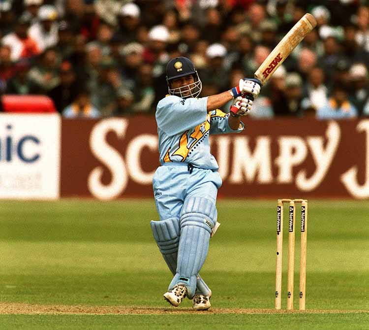 Sachin Hundred and Forty Runs Against Kenya, Bristol In 1999