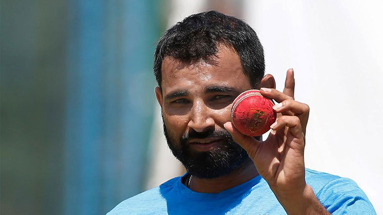 Who is Mohammed Shami?