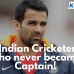 5 Indian Cricketers who never became Captain!