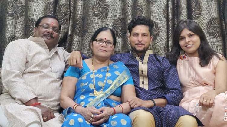 Kuldeep Yadav Family