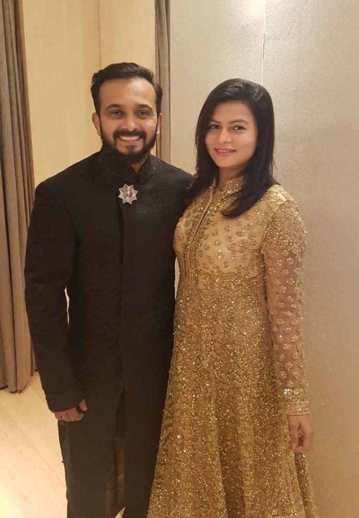 Kedar Jadhav Wife
