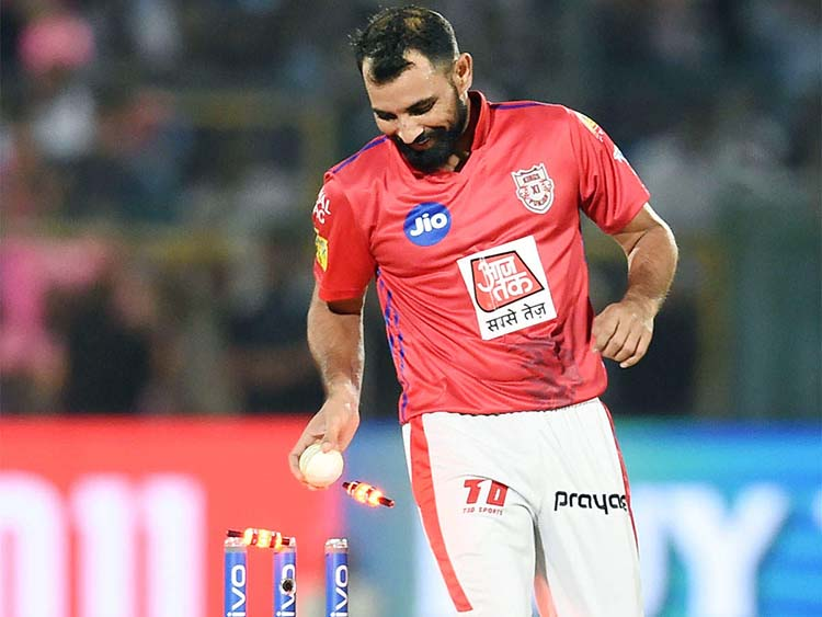 Mohammed Shami IPL