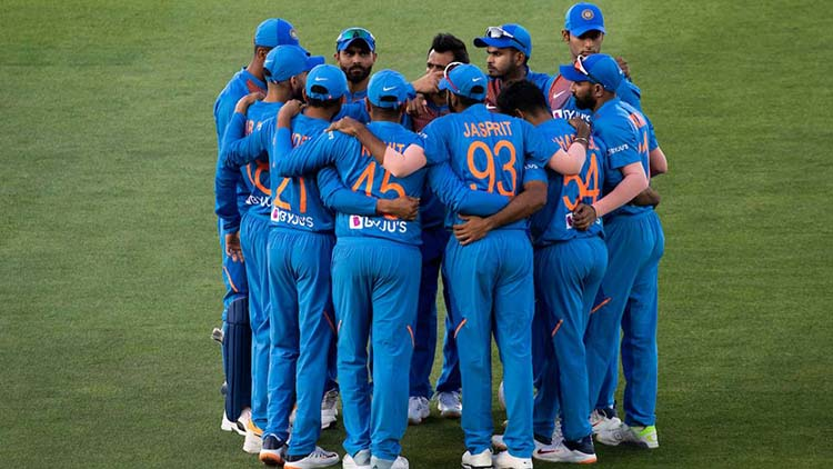 Cricket Match Team combination