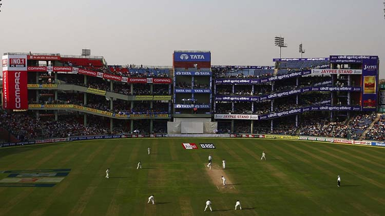 Arun Jaitley Stadium – Records in Multiple Formats of the Game