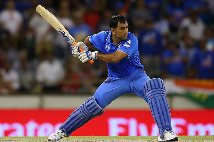 Here's the story behind MS Dhoni's Famous Helicopter Shot