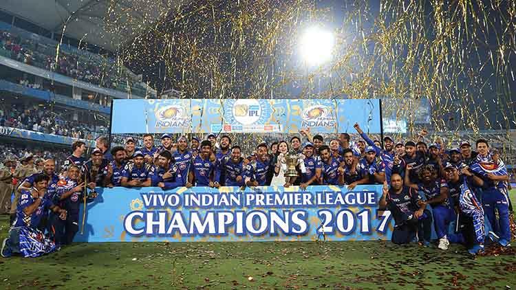2017 IPL Winner – Mumbai Indians