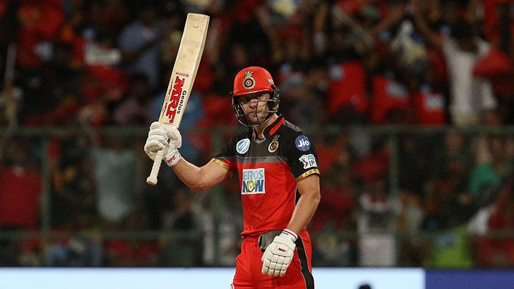 Fastest Century in IPL  - AB de Villiers