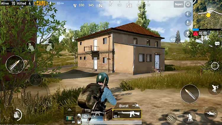 Method #1 to play PUBG Mobile on your PC without an emulator