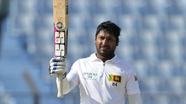2) Kumar Sangakkara (Sri Lanka) – 11 double tons in Test
