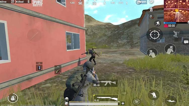 Method #2 to play PUBG Mobile on your PC without an emulator