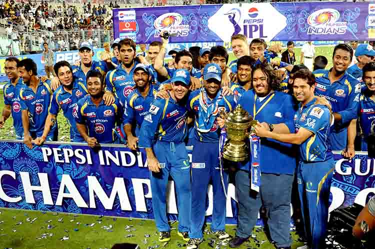 2013 IPL Winner – Mumbai Indians