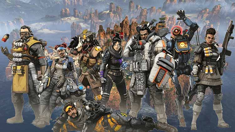 Apex Legends: How long do you have to pick your character before the timer passes onto the next player?