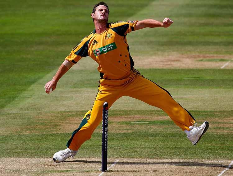 Shaun Tait – New Zealand