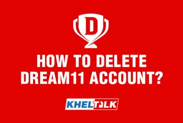 Dream11 Tips and Tricks - How to delete Dream11 account?