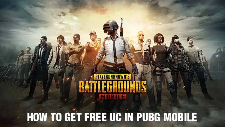 Pubg Tricks - How to get free UC in PUBG Mobile - Easy & Legal Tips