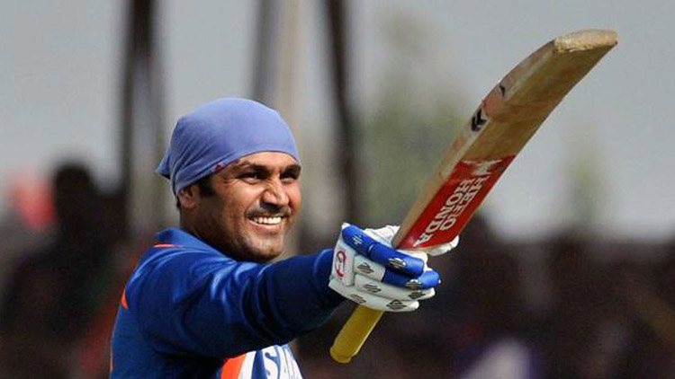 Virender Sehwag – Rs.277 Crores - $40 Million (India)