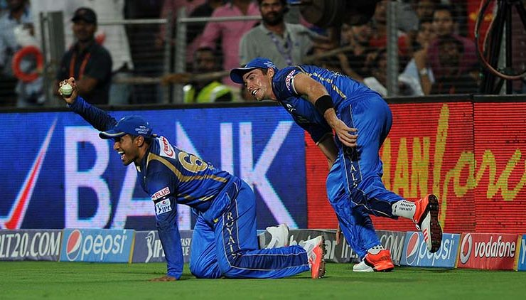 13 Best catches in IPL history till Date