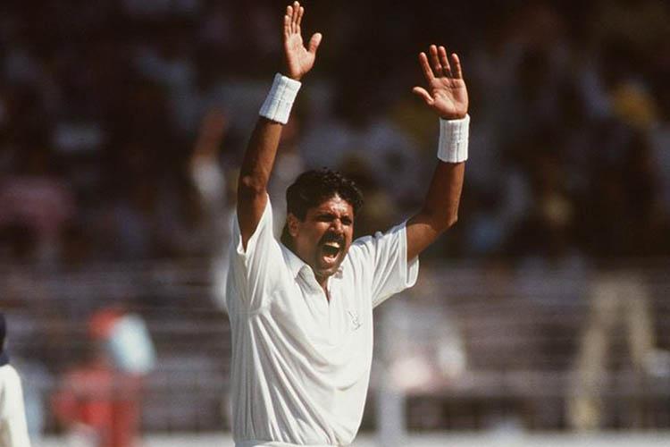 Kapil Dev – Vs Australia – 1983 World Cup