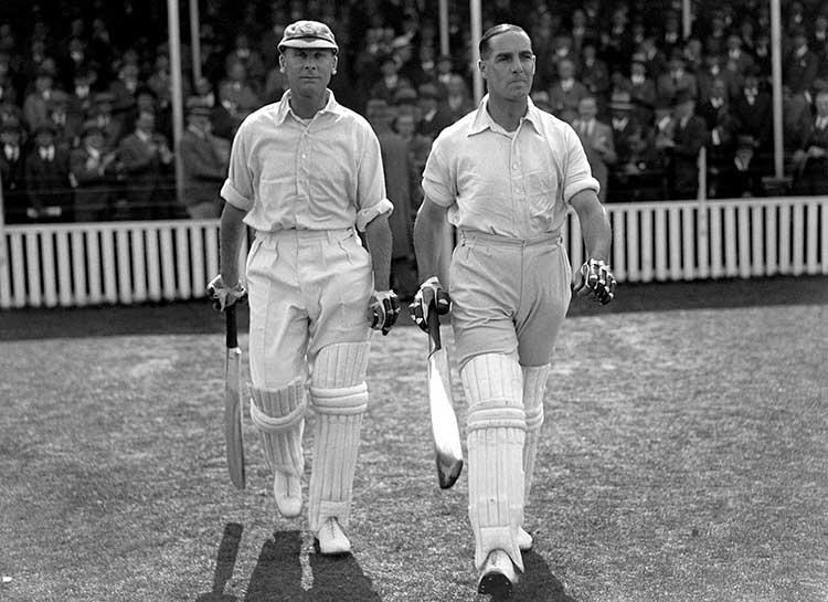 Herbert Sutcliffe (England) – 4000 Test Runs in 68 innings