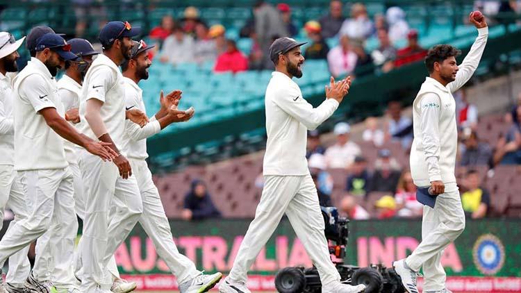 IND vs AUS Test Series